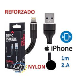 Cable Telefonos Tipo 8Pines iPhone 2.0 - CAB-1956