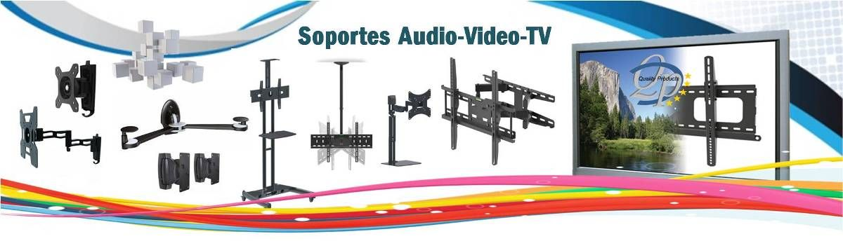 Soporte Audio Video TV